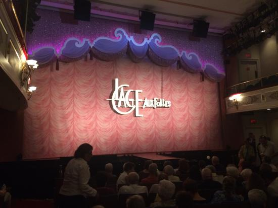 Goodspeed Opera House: Fabulous production of La Cage Aux Falles!