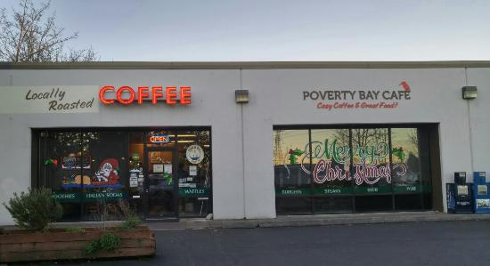 Poverty Bay Coffee Company Cafe