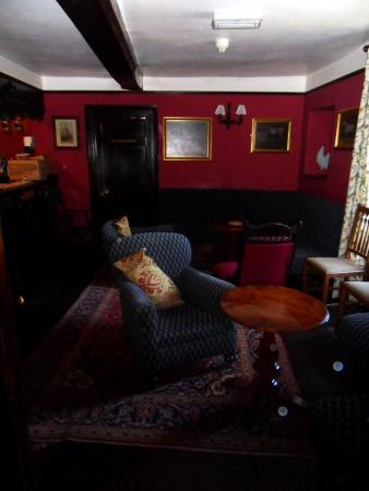 Chettle, UK: The Castleman Bar