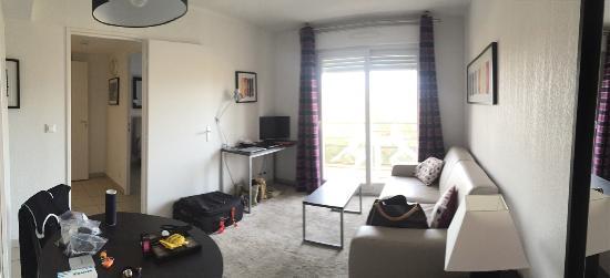 Sophia Antipolis, Francia: Lounge