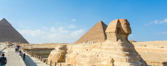 Real Egypt Day Tours: Giza