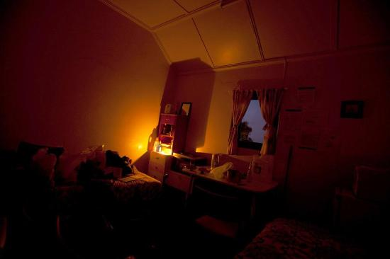Flinders Chase, Australie : Inside Woodward's Hut