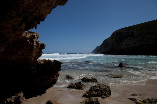 Flinders Chase, Australie : Beach at Ravine Des Casoars