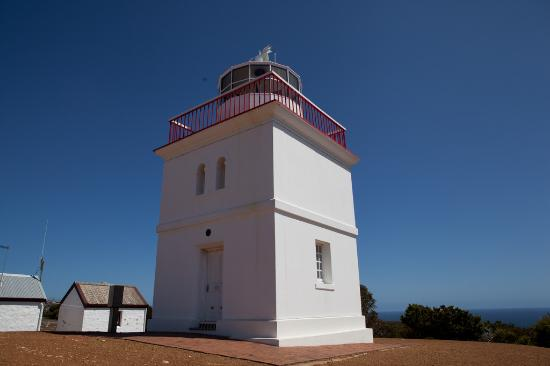 Flinders Chase, Australia: Cape Borda Lighthouse