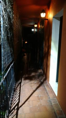 Hotel Beltran: corredor