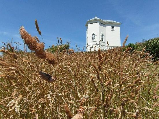 St. Clement, UK: Nicolle Tower in June. St Clement. Jersey