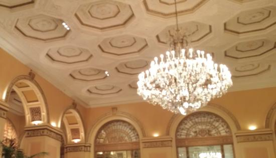 Terrace Room: the ceiling!!