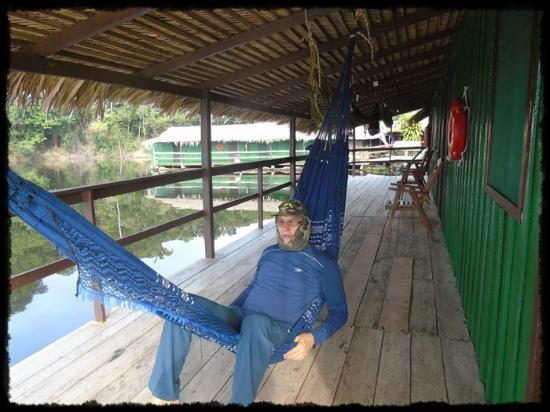 Amazon Lodge: a