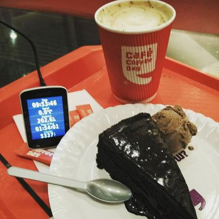 Cafe Coffee Day Bengaluru
