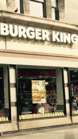 Photo of Fast Food Restaurant Burger King at 9/11 O'connell Street, Dublin Dublin 1, Ireland