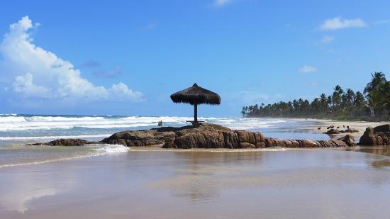 Sul Beach: Prai do resort Tororomba