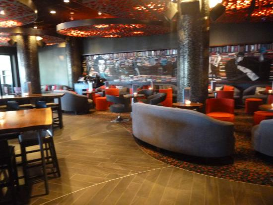 North Miami Beach, FL: iPic  lounge area  Eastern Shores