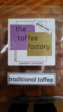 ‪The Toffee Factory‬