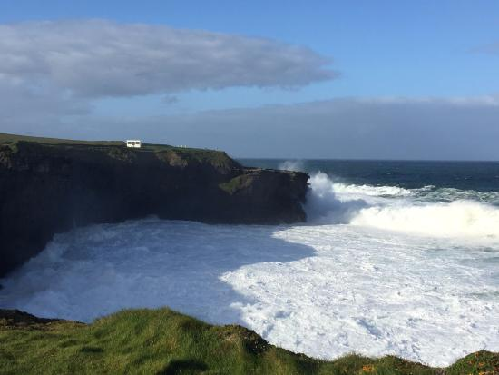 Stella Maris Hotel : Cliffs of Kilkee