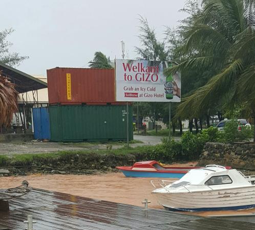 Gizo Hotel 이미지
