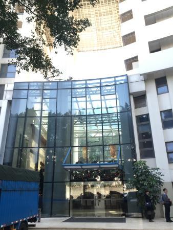 Fraser Place Shekou Hotel Shenzhen: 外観