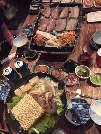 Niang Zi Korean Food