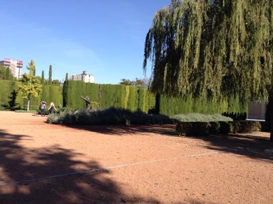 Jardim picture of jardin de las hesperides valencia for Jardin de las hesperides valencia