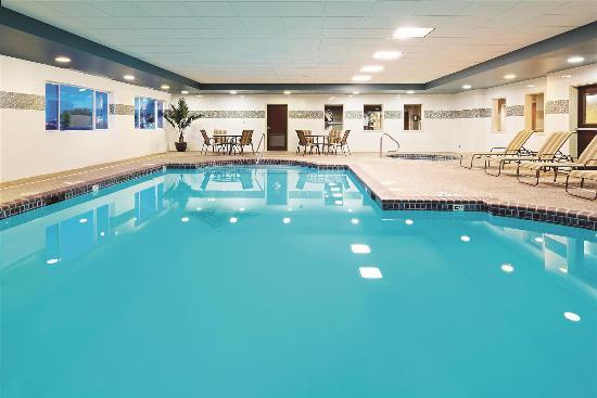 La Quinta Inn & Suites Meridian / Boise West: Pool view