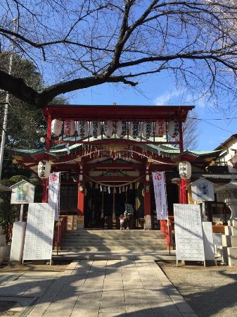 Irugi Shrine