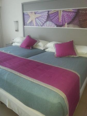 Hotel Riu Cancun: King Room with an Ocean View Third floor