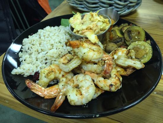 Front Royal, VA: Shrimp dinner