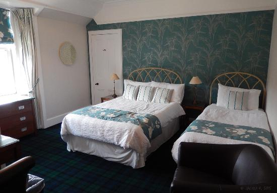Moraydale Guest House - Triple Room