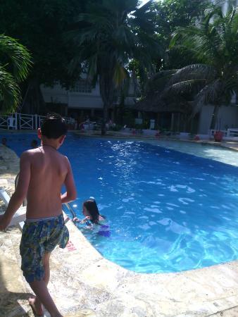 Playa Club Hotel : piscina