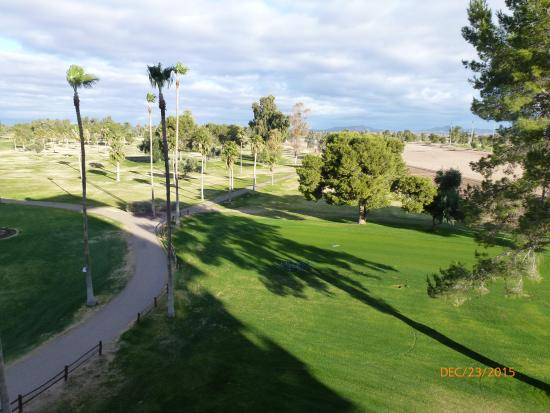 Francisco Grande Hotel Golf Resort Course