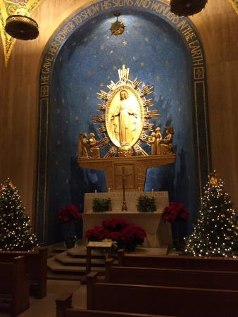 Basilica of the National Shrine of the Immaculate Conception: One of the chapel's