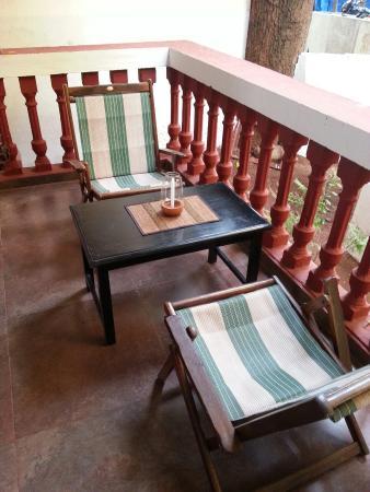 Saudades De Goa - Exclusive service apartments in Calangute