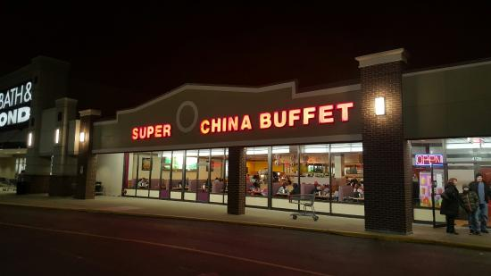 Super Chinese Buffet