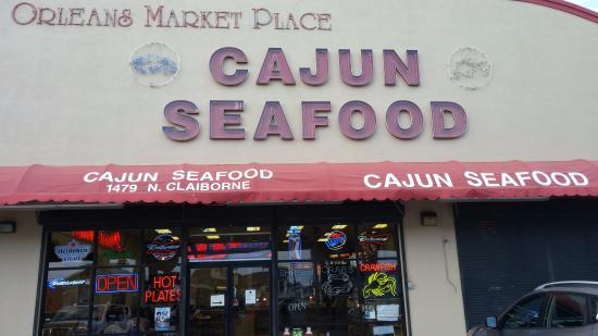 Cajun Seafood Picture Of Cajun Seafood New Orleans