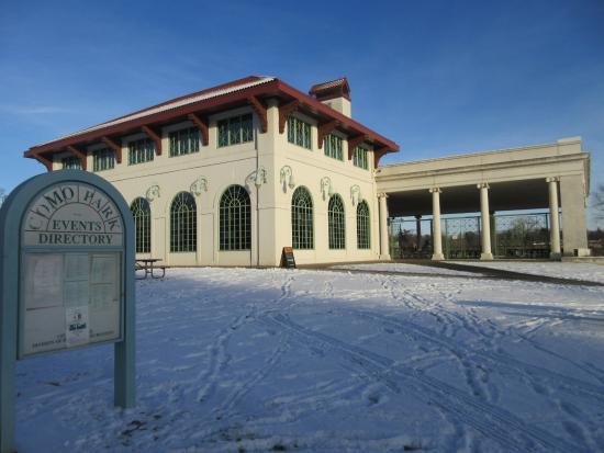 Como Lakeside Pavilion: lake como