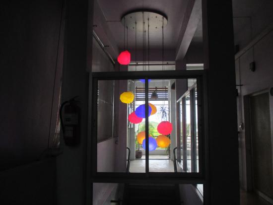 Pak-Up Hostel: Lantai 2