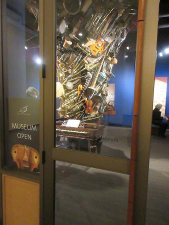 Schubert Club Museum: entrance