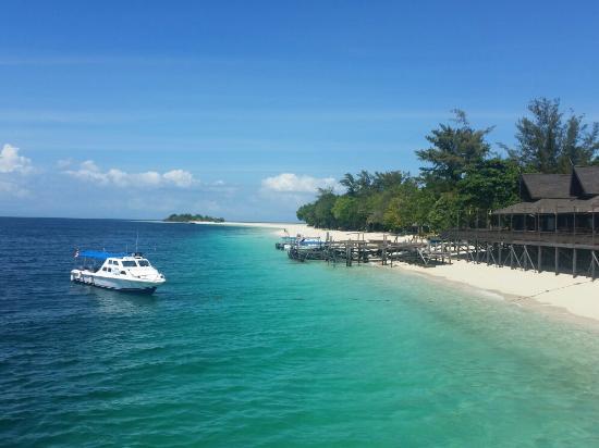 Pulau Mataking Reef Dive Resort: 20151229_132626_large.jpg