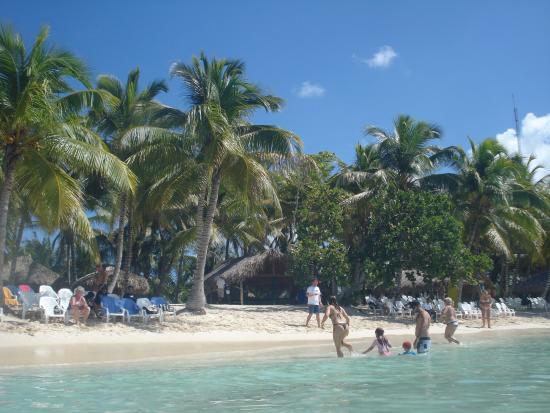 Saona Island : paraiso perdido