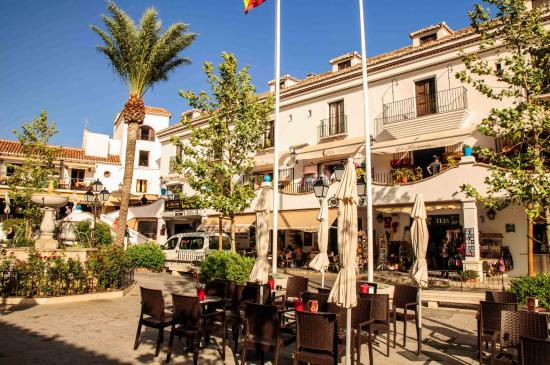 Main square Picture of Tuk Tuk Spain Mijas Pueblo TripAdvisor