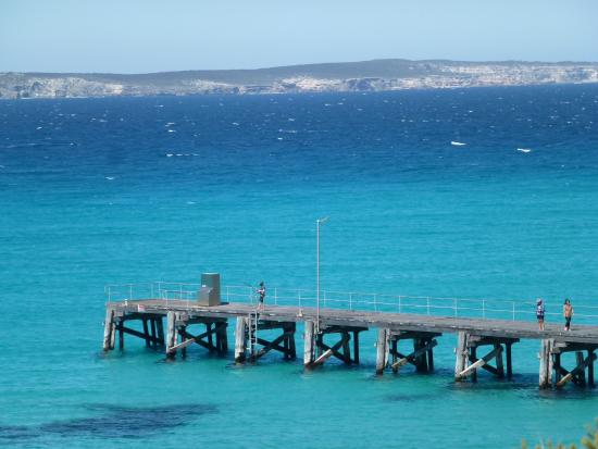 Vivonne Bay & jetty
