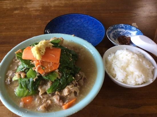 Marunaga : お肉も野菜もたっぷり