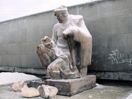 Yerofey Markov Monument