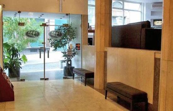 Hotel Tres Sargentos: Hall de Ingreso