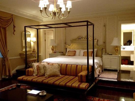 Raffles Beijing Hotel: Landmark sviitti 6624