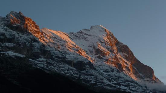 Grindelwald, Suiza: Eiger
