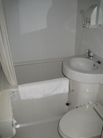 Hotel Business Inn Niigata - Minami : 風呂
