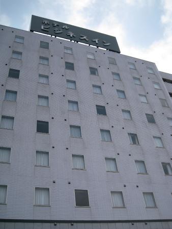 Hotel Business Inn Niigata - Minami : 外観
