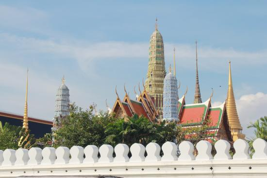 The Royal Grand Palace - Picture of The Chakri Group (Phra ...