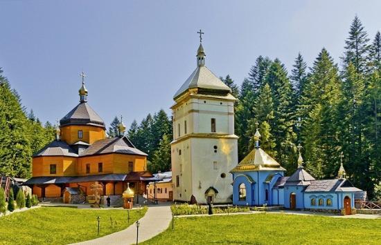 Manyava Cross Monastery