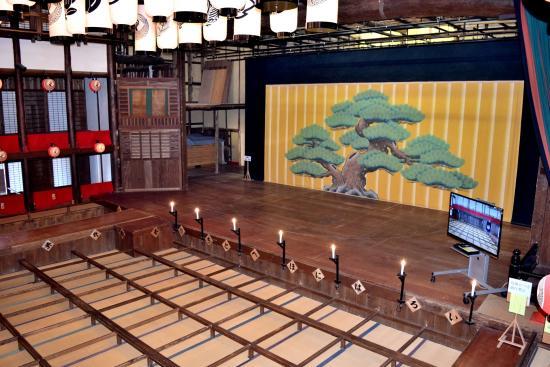 Former Konpira Old Theater Kanamaruza: 金毘羅大芝居